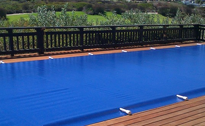 Pool Covers with Aluminium Frames